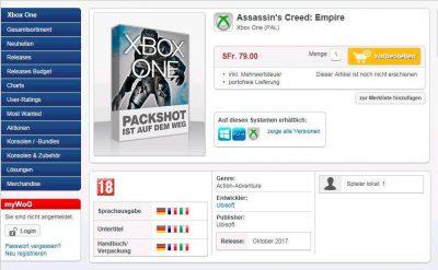 assassins-creed-empire-saldria-octubre-segun-una-tienda-frikigamers.com