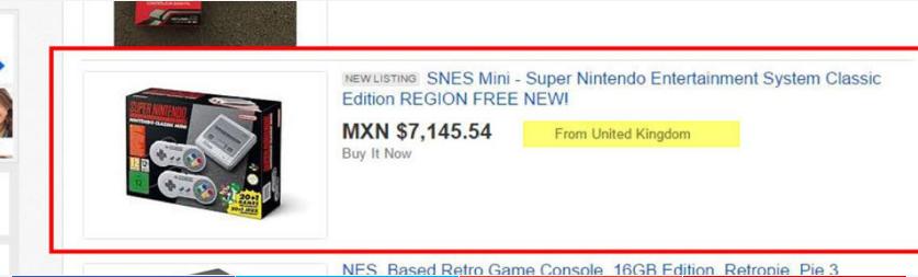 ebay-snes-classic-edition-frikigamers.com