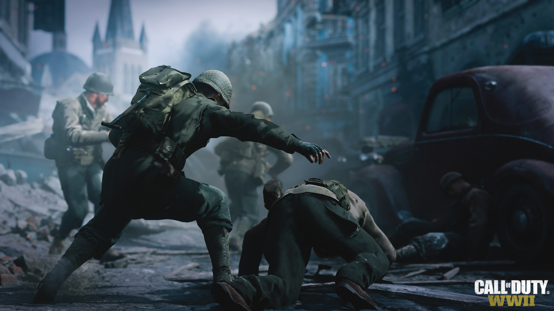 conoce-documental-oficial-call-of-duty-wwii-brotherhood-of-heroes-frikigamers.com