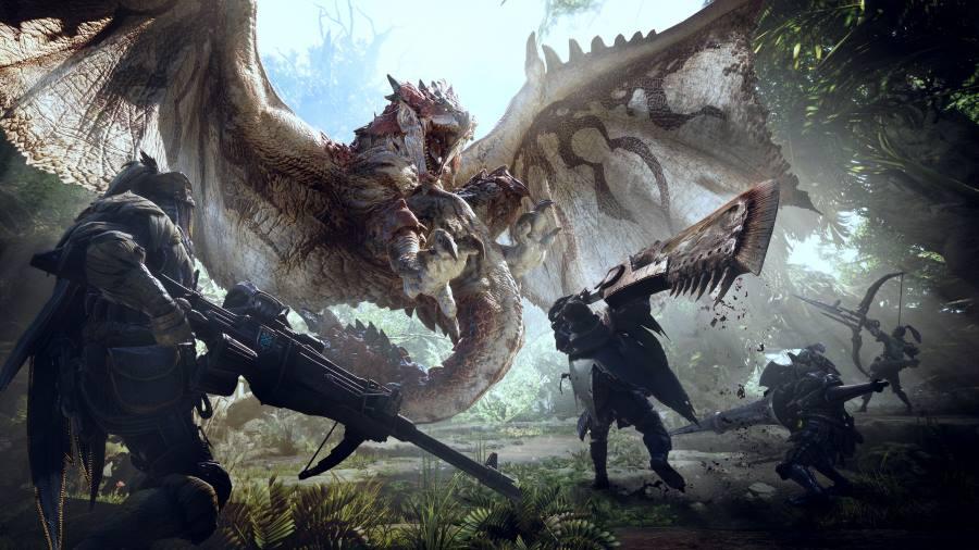 sale-nuevo-parche-monster-hunter-world-frikigamers.com