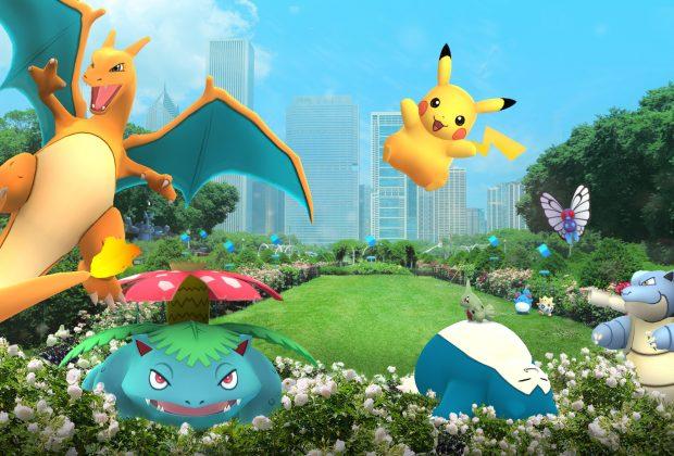 Encuentran pistas de la cuarta generación ocultas en Pokémon GO ...