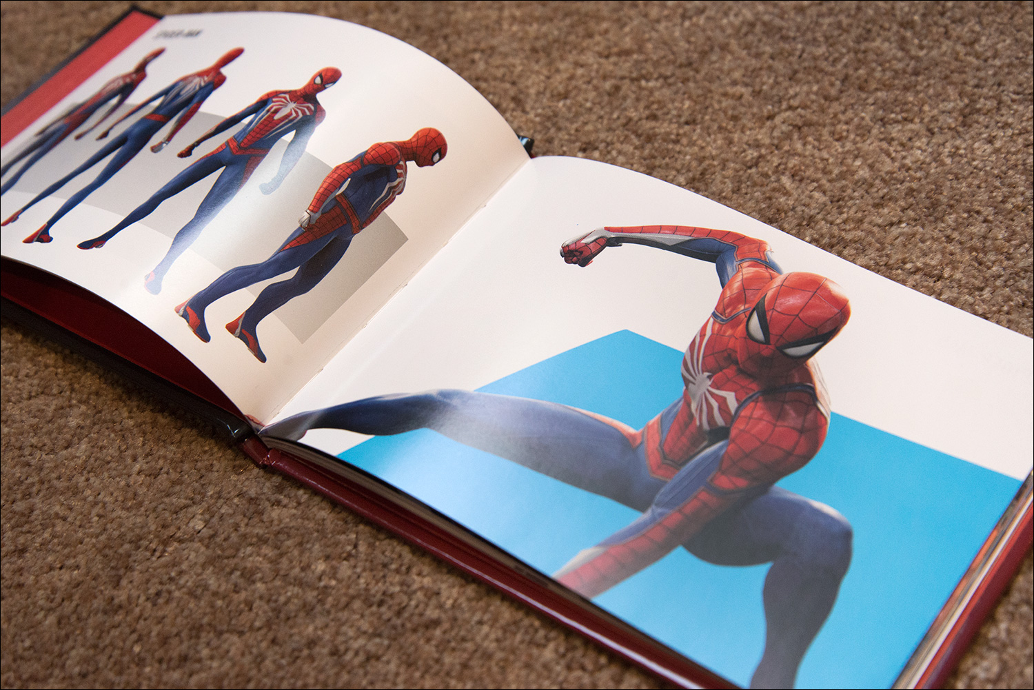 Spider-Man-Special-Edition-Art-Book1-frikigamers.com
