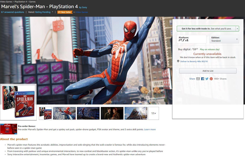 las-copias-fisicas-de-ps4-de-spider-man-se-agotaron-en-amazon-frikigamers.com