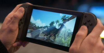 ark-dinosaurs-to-invade-nintendo-switch-in-november-frikigamers.com
