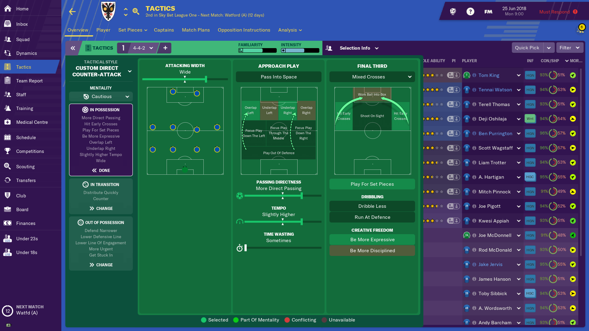 Football Manager 2019 Is Out Now