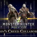 los-personajes-de-assassin's-creed-llegan-a-monster-hunter-world-frikigamers.com