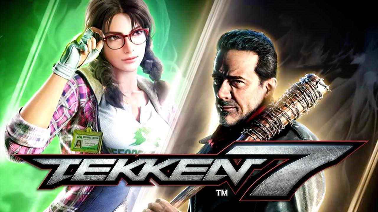 negan-y-julia-llegaran-a-tekken-7-el-28-de-febrero-frikigamers.com