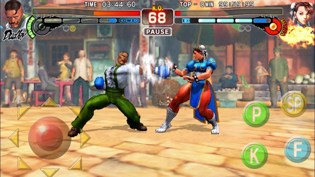 street-fighter-iv-dispositivos-moviles-frikigamers.com