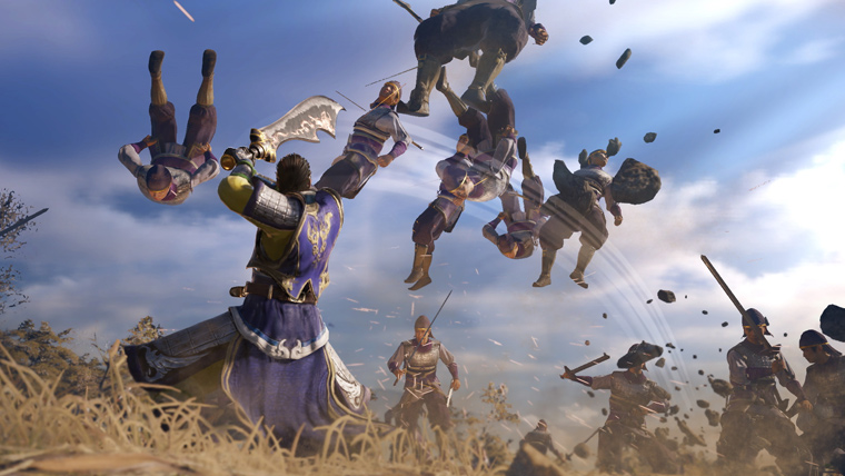 mira-primer-trailer-dynasty-warriors-9-frikigamers.com