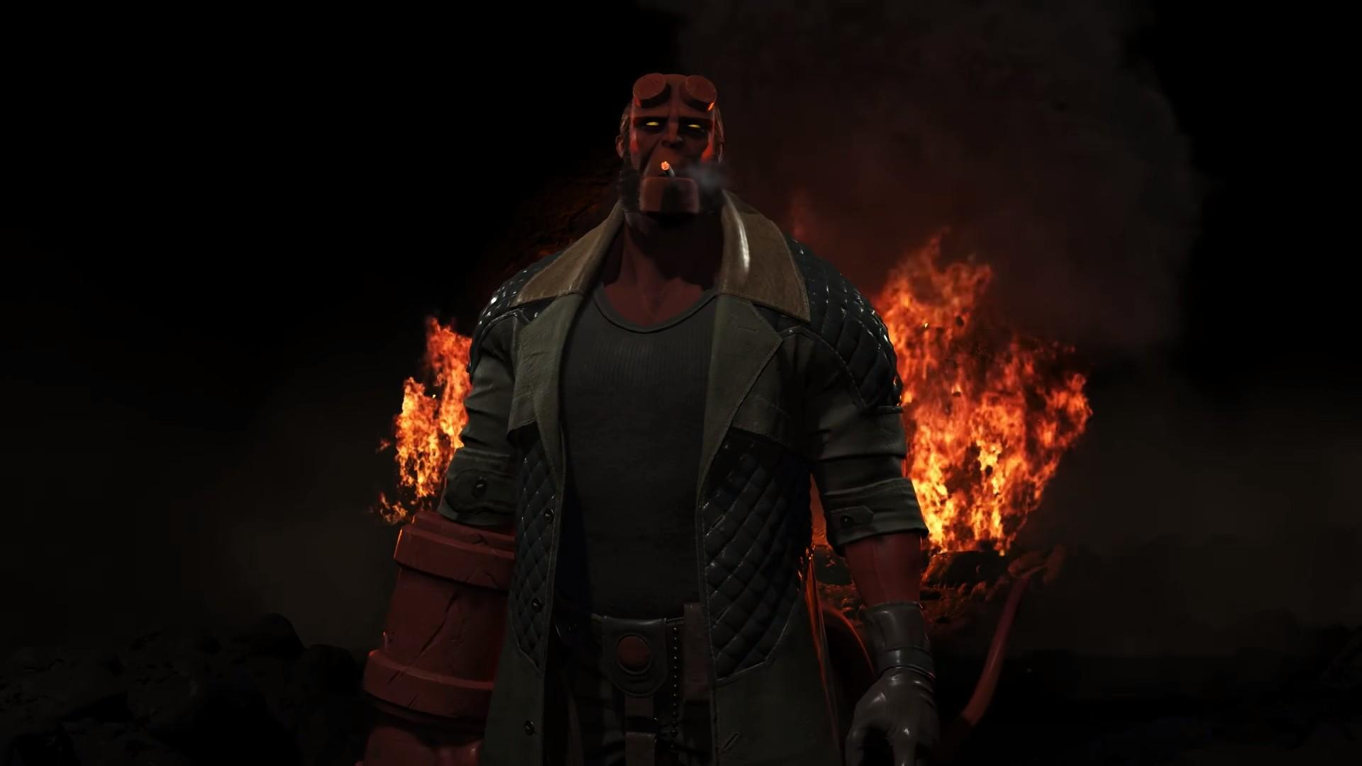 manta-negra-raiden-hellboy-injustice-2-frikigamers.com
