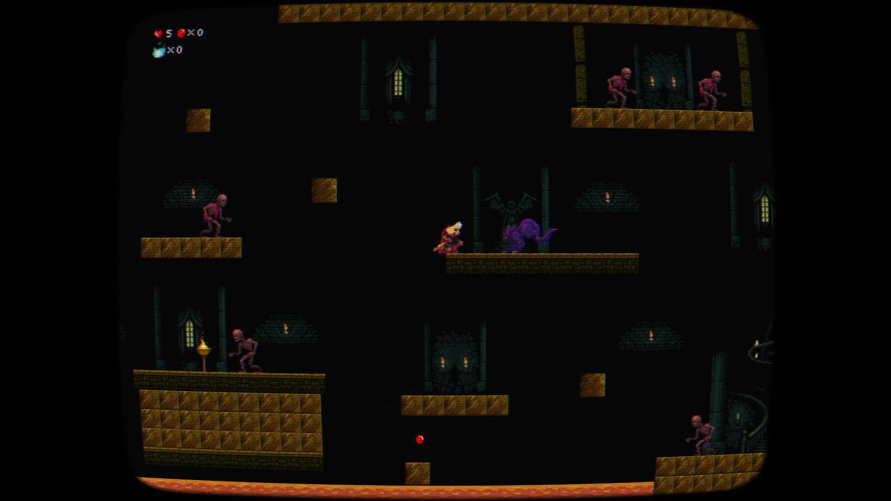 conoce-castle-of-venia-juego-que-hace-homenaje-a-los-castlevania-clasicos-frikigamers.com