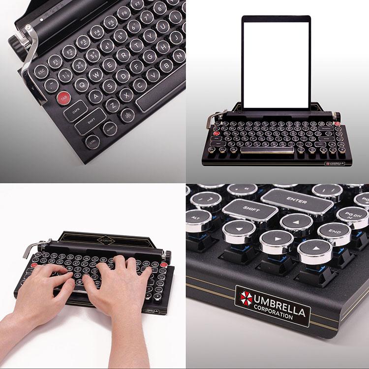 conoce-la-edicion-premium1-con-maquina-de-escribir-de-resident-evil-2-frikigamers.com