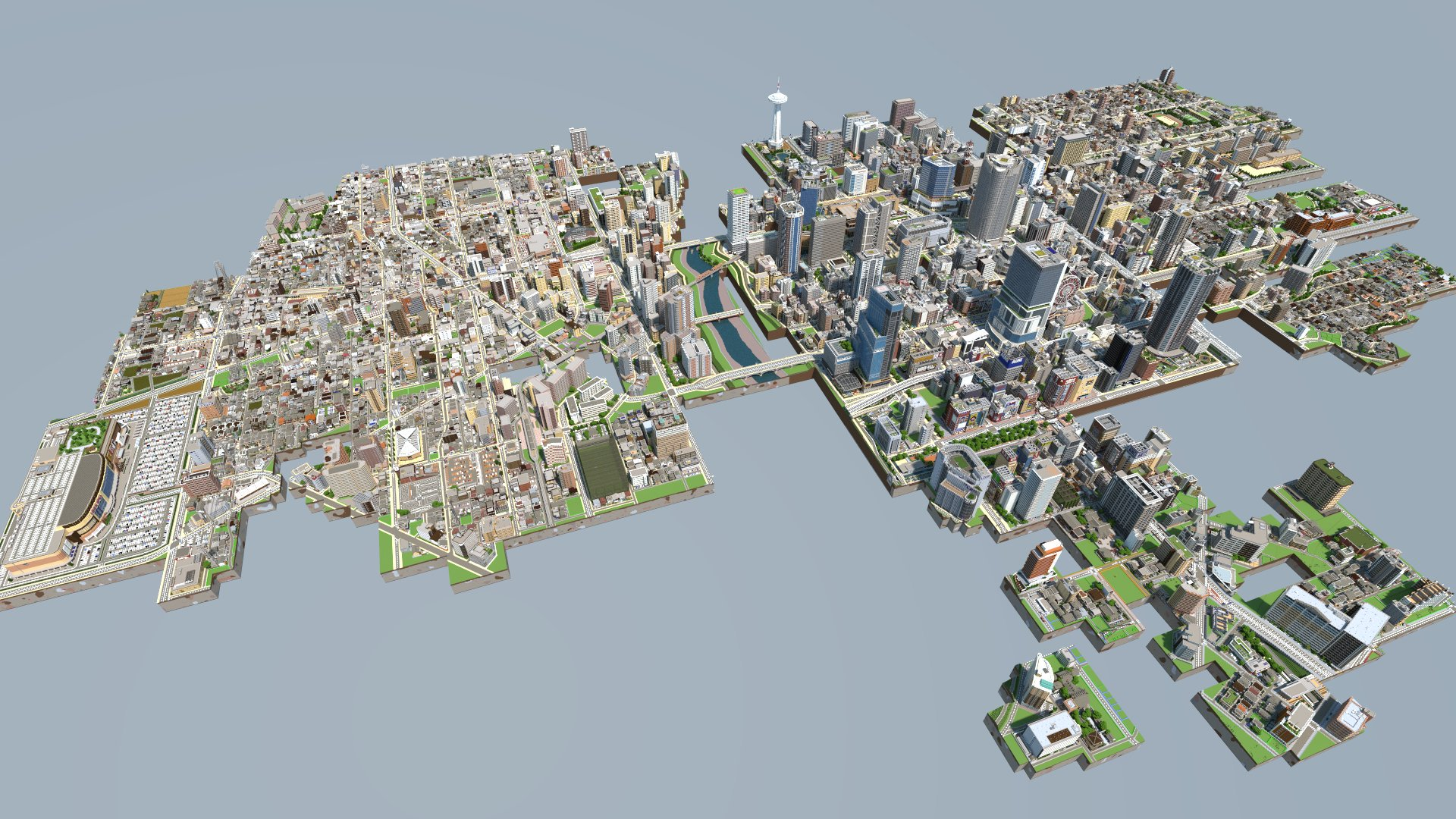 conoce-la-mas-espectacular-ciudad-construida-en-minecraft-frikigamers.com