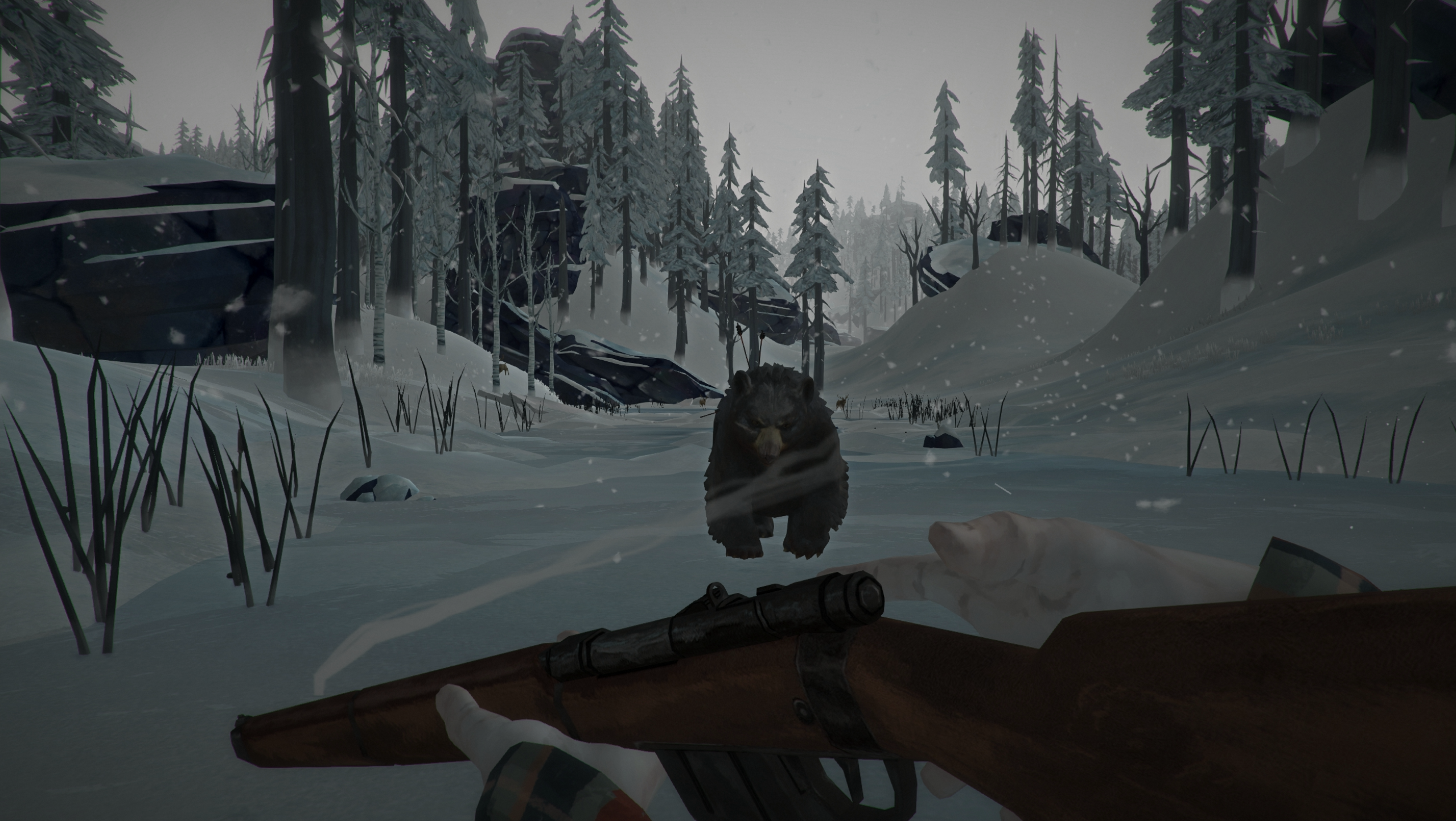 The Long Dark Available for PS4 and Xbox One at Retailers around ...