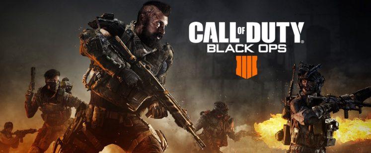Comparten Unboxing de Call of Duty Black Ops 4 antes de su