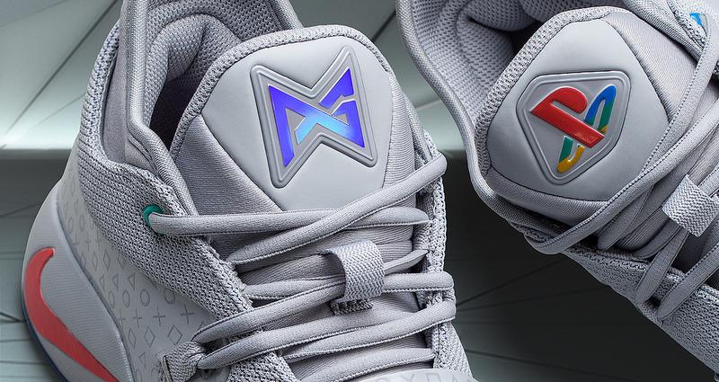 Cuyo Numérico Yogur  Anuncian oficialmente las zapatillas de PlayStation de Paul George -  FRIKIGAMERS