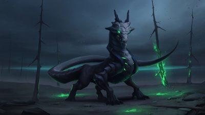 northgard-llega-el-contenido-descargable-nidhogg-el-clan-del-dragon-frikigamers.com
