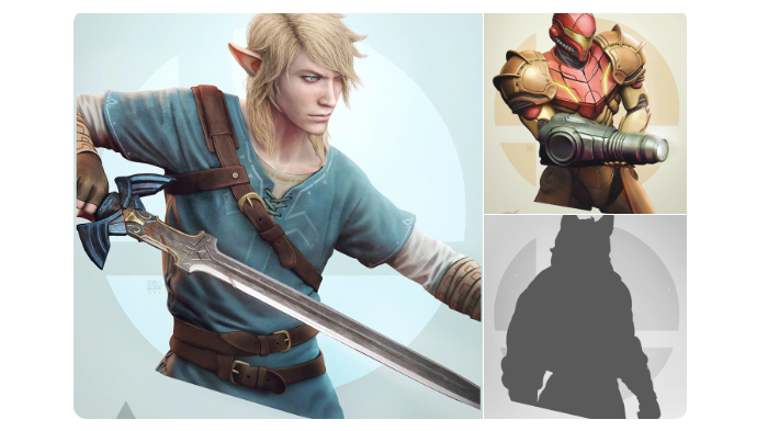 artista-de-god-of-war-reinventa-algunos-de-los-personajes-de-super-smash-bros-frikigamers.com