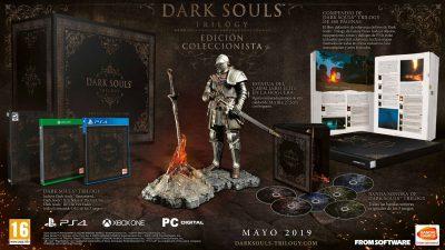 conoce-la-limitida-edicion-coleccionista-de-dark-souls-trilogy-frikigamers.com