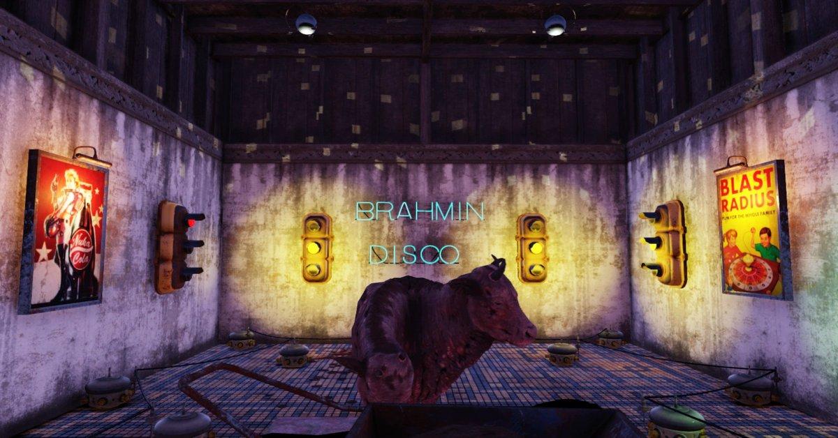 jugador-de-fallout-76-crea-una-discoteca-para-vacas-mutantes-frikigamers.com