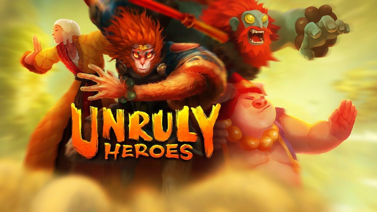 unruly-heroes-saldra-en-ps4-frikigamers.com
