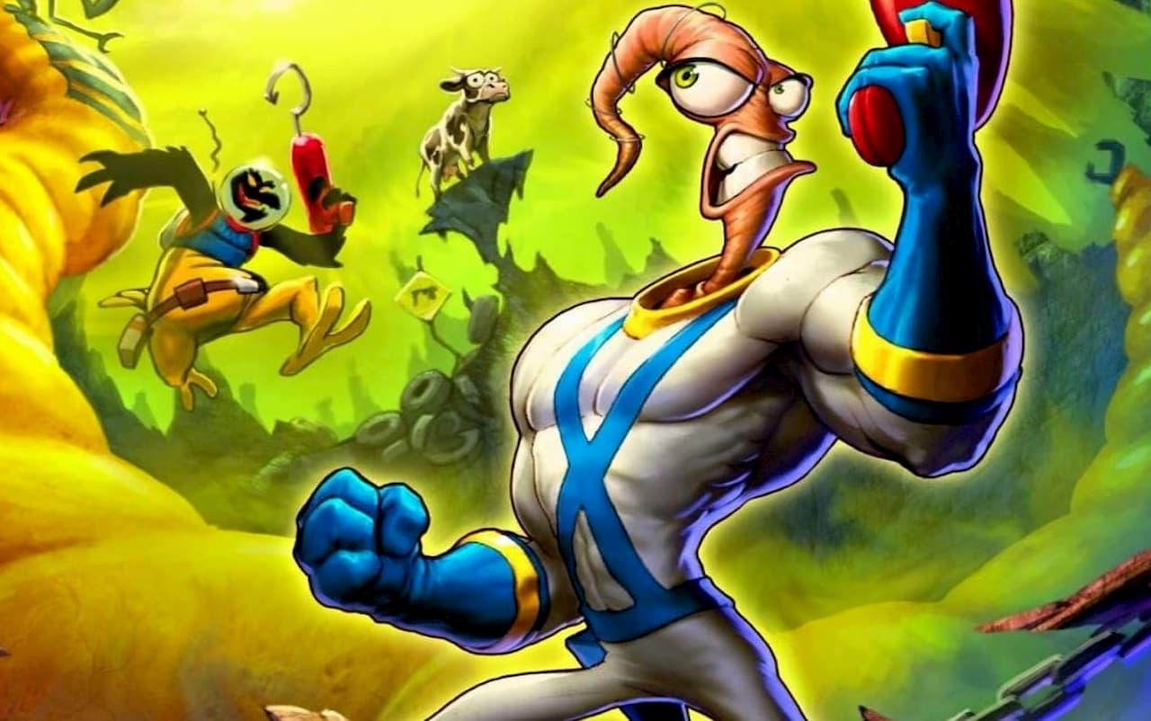 nuevo-juego-earthworm-jim-con-equipo-original-exclusivamente-en-amico-frikigamers.com